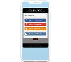 Digital Gift Card data capture options