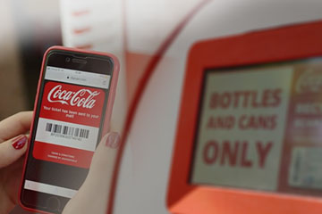 Coca Cola - Recycle use case