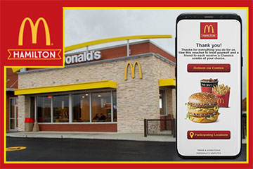 McDonald's Customer Care use case