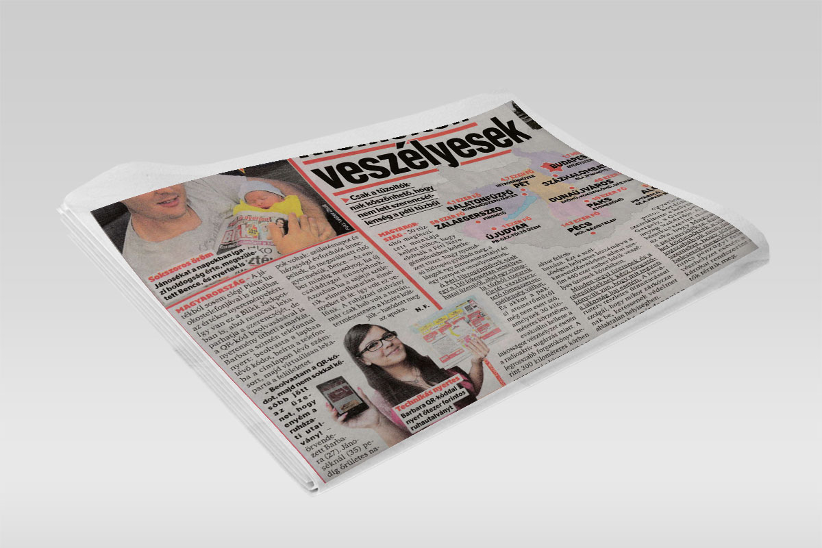 Tabloid & Digital Scratch Off use case image