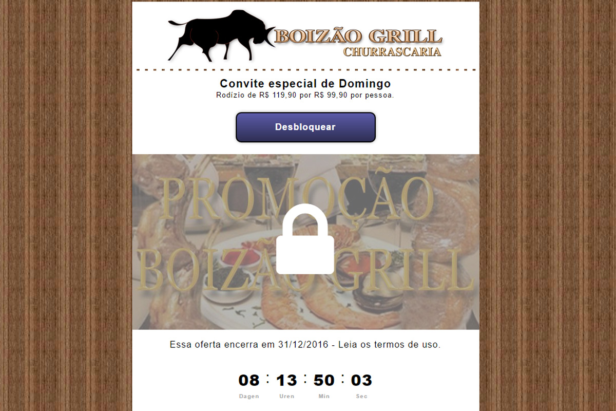 boizao grill restaurant, brazilië use case image