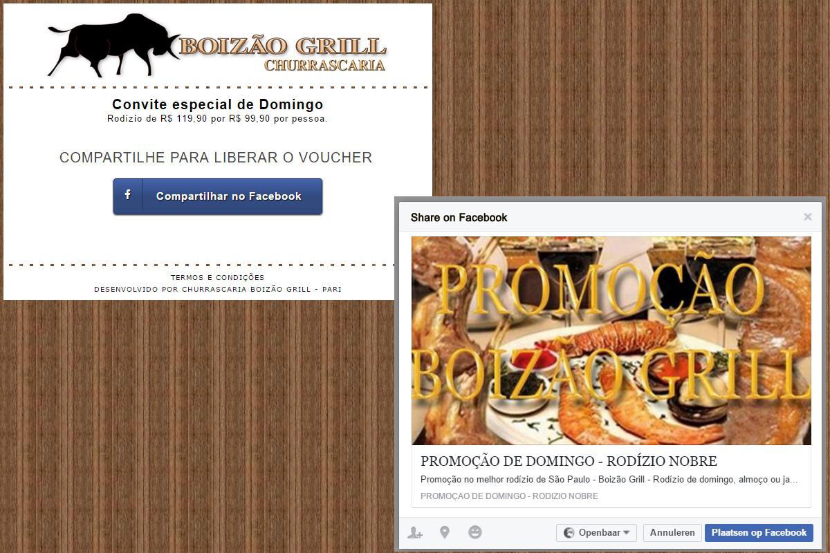 boizao grill restaurant, brazil use case image