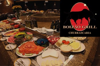 Boizao Grill Restaurant, Brasilien use case