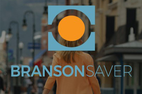 Branson Saver - Coupon App use case