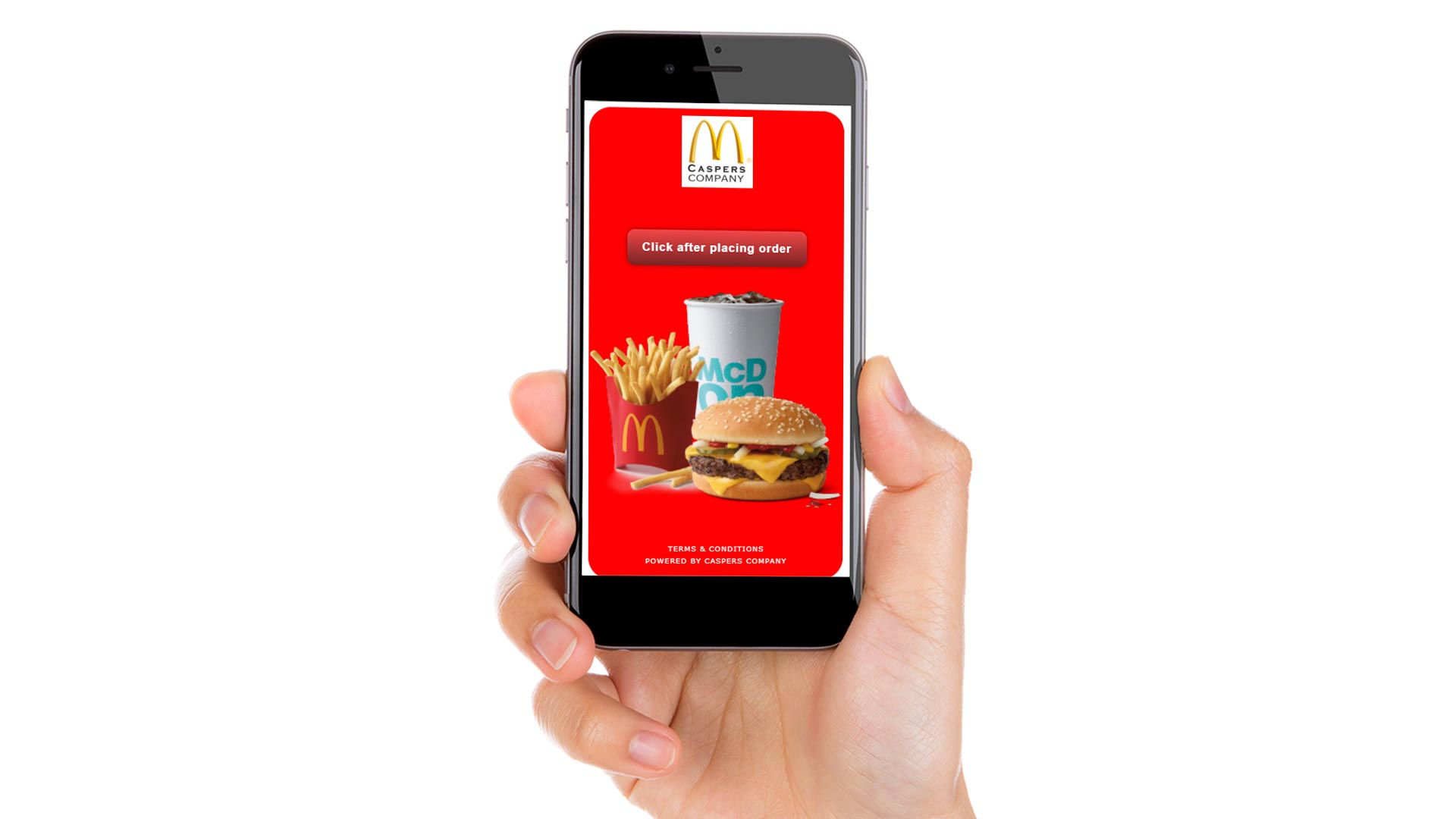 mcdonald's customer care use case image