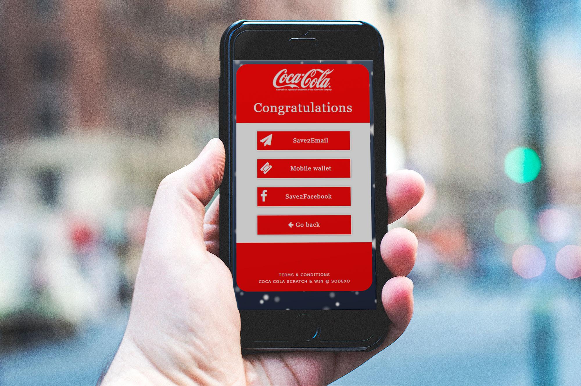 Coca Cola Belgium  use case image