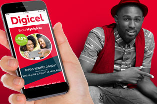 Digicel Caribbean  use case