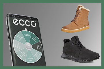 Ecco In-store gamification  use case