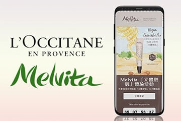 Melvita - Durable Coupons use case