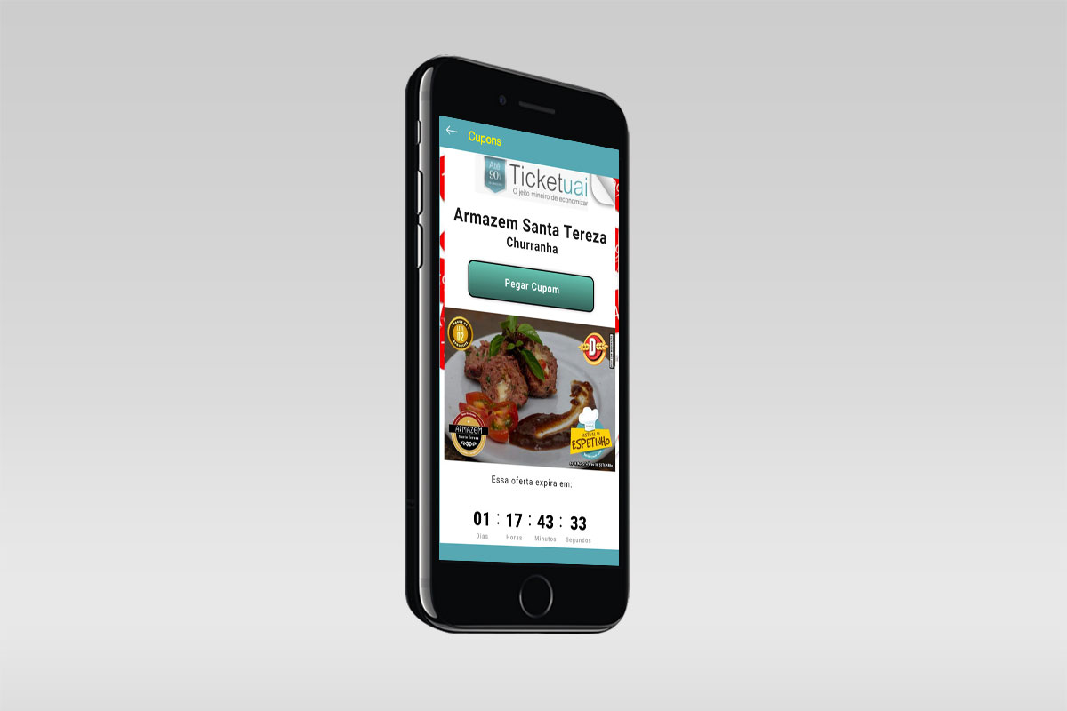 mobile coupon portal use case image