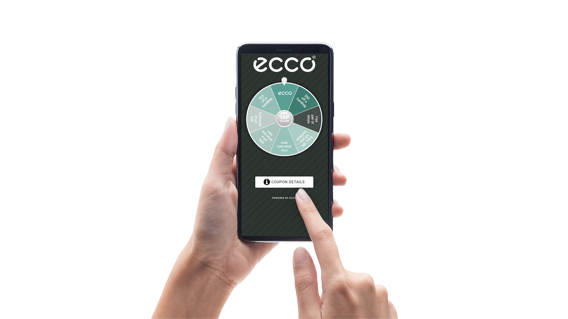 Ecco In-store gamification  use case image