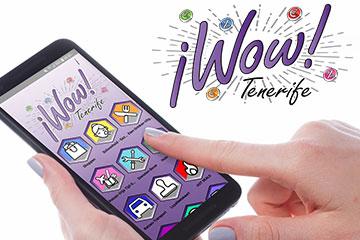 wowtenerife couponapp use case logo
