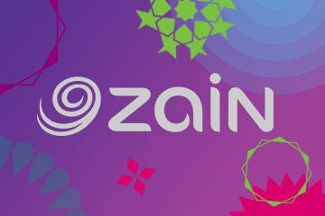 Zain Bahrain use case logo