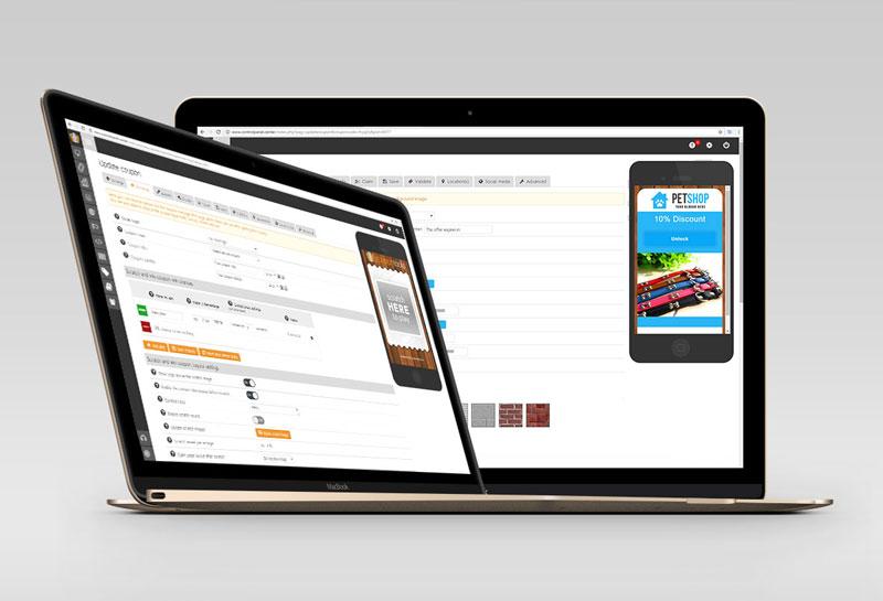 Wifi marketing - offer a wifi hotspot